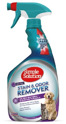 STAIN & ODOR REMOVER FLORAL FRESH SCENT
